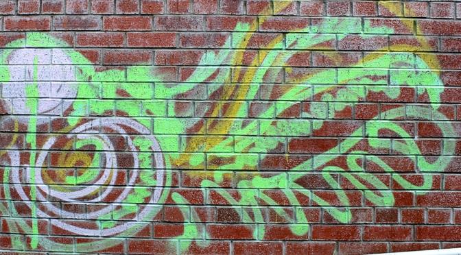 Carmarthen Graffiti